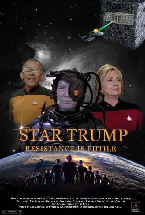star Trump Movie poster FInal 2